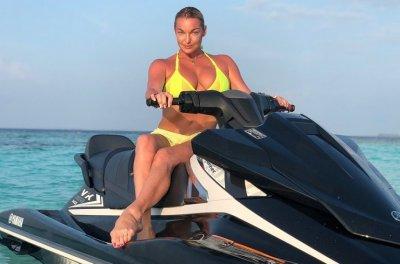 Анастасия Волочкова попала в больницу на Мальдивах