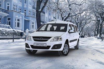 «АвтоВАЗ» объявил массовый отзыв Lada Largus: проблема с тормозами