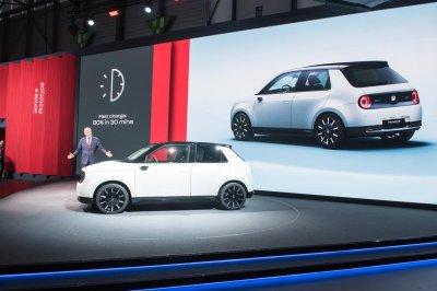 На электрический хэтчбек Honda e заявку оформили 25 тысяч человек