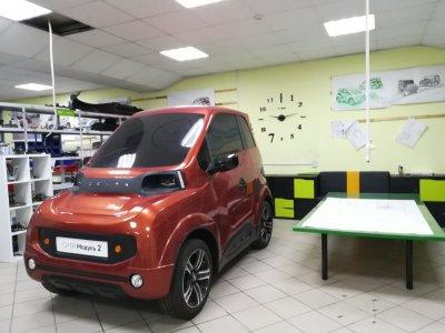Российский электромобиль Zetta: характеристики и цена
