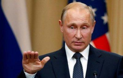 Личный рейтинг доверия Путину снизился до исторического минимума