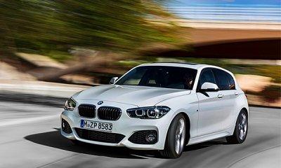 BMW показала хэтчбек 1-Series нового поколения