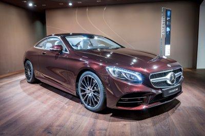 Первые седаны Mercedes-Benz Е-Класса появились в России