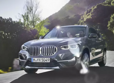 BMW X1 стал сверхэкономичным гибридом