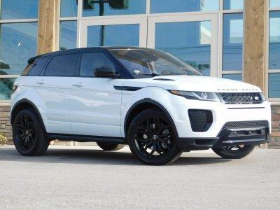 Новый Range Rover Evoque в России: названы цены