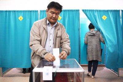 Выборы президента Казахстана 2019: побеждает Токаев, задержаны 500 протестующих