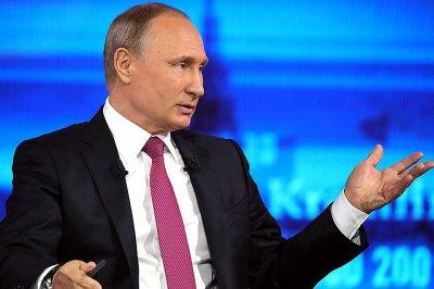 Сегодня состоится 17-я «Прямая линия с Путиным»