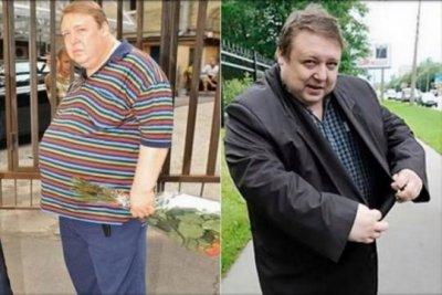 Актер Александр Семчев раскрыл секрет избавления от лишнего веса