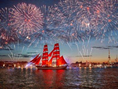 Опубликована программа праздника «Алые паруса 2019» в Петербурге