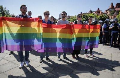 В Киеве прошел «Марш равенства» в поддержку ЛГБТ-сообщества