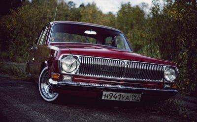 В России 2,65 миллионов автомобилей в возрасте старше 30 лет