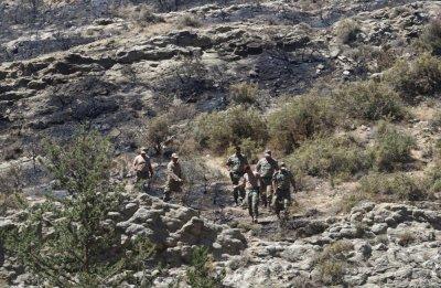 В YouTube появилось видео с места падения неизвестного объекта на Кипре