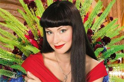 Влад Кадони: Нонна Гришаева превращается в рыбу-клоуна