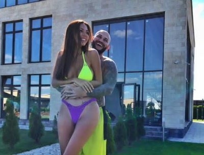 Джиган и Оксана Самойлова вдохновились примером Топалова и задумались о свадьбе