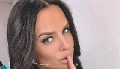 Виктория Романец показала фото до похудения