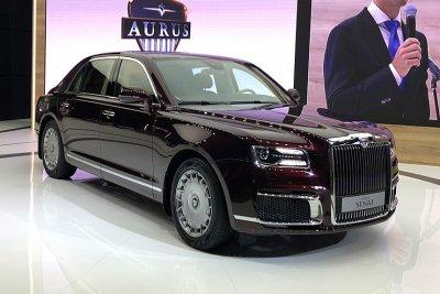 Минпромторг РФ назвал предварительную стоимость Aurus Senat Sedan