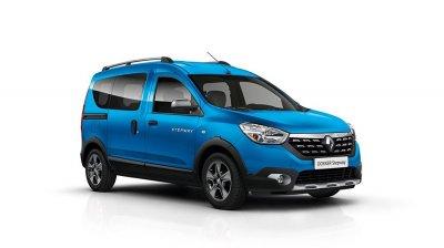 Фургон Renault Dokker Stepway добрался до России