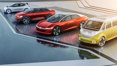Самые ожидаемые электромобили в 2019-2020 годах