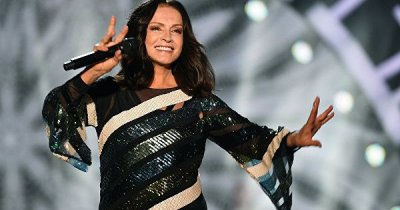 София Ротару оттолкнула поклонника на концерте