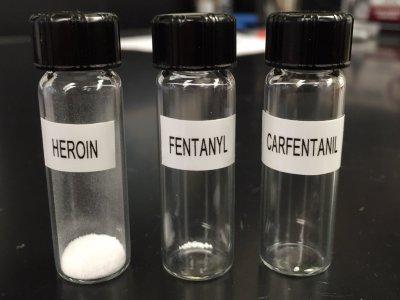 В США изъяли наркотик, которым можно убить 800 миллионов человек