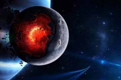Конспирологи: 12 августа к Земле приблизится планета Нибиру