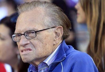 85-летний Ларри Кинг  разводится с седьмой женой