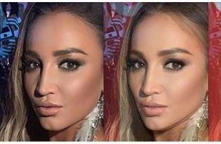 Российские звезды заполонили Instagram Gradient-флешмобом