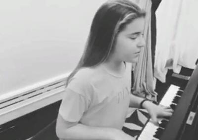 Дочка Алсу исполнила кавер на песню Билли Айлиш