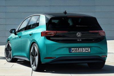 Появились подробности о электрокаре Volkswagen ID.3