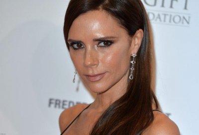 45-летняя Виктория Бекхэм показала себя без макияжа