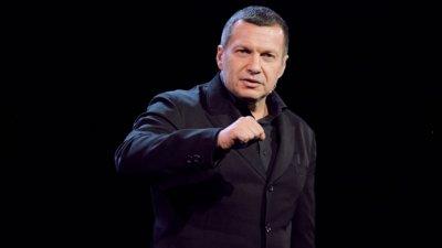Соловьев раскритиковал молодоженов Ксению Собчак и Константина Богомолова