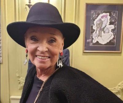 79-летняя Светлана Светличная рассказала, почему сейчас не носит мини-юбки