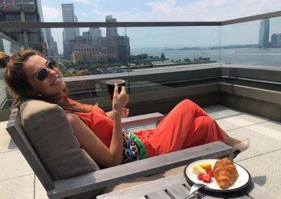 Саша Савельева переживает, что никогда не сможет похудеть