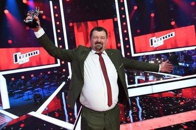 Леонид Сергиенко - победитель проекта «Голос 60+» на «Первом канале»