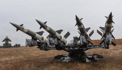 Кыргызские военные потеряли три ракеты в Казахстане