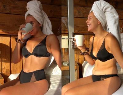 Инстаграмщица показала, как выглядят идеальные тела блогеров без фотошопа