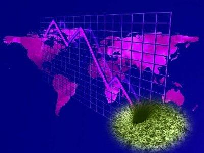 Le Figaro: крах мировой экономики стремительно приближается
