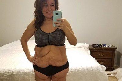 35-летняя американка отказалась от фастфуда и сбросила 70 килограммов