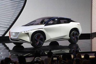 Названы характеристики электрического кроссовера Nissan Ariya