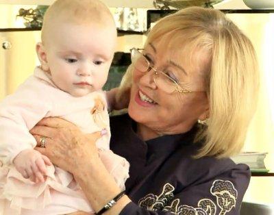 Мать Анастасии Заворотнюк теряет слух на фоне болезни дочери