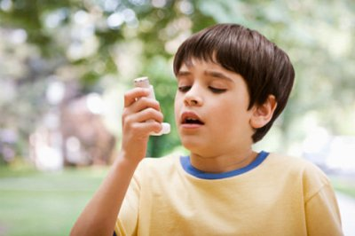 Найдена связь между астмой в детстве и раком