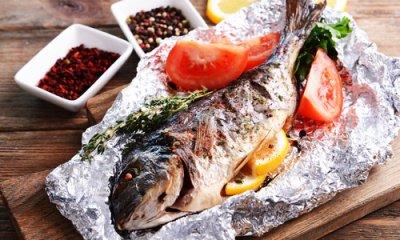 Врач советует есть только морскую рыбу