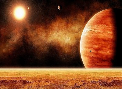 На Марсе зафиксирован необъяснимый выбор кислорода