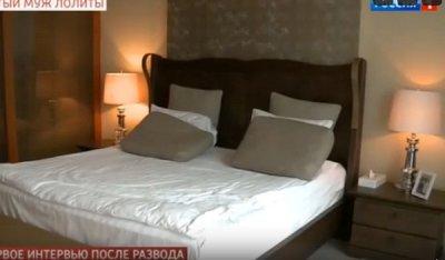 Пятый муж Лолиты Милявской живет в элитном районе Москвы