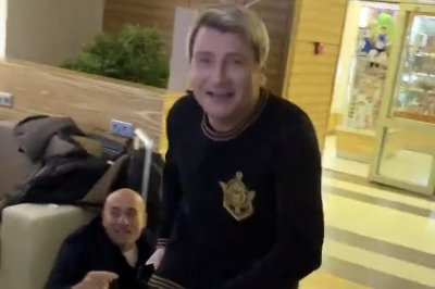 Николай Басков устроил потасовку на юбилейном концерте Игоря Крутого в Минске