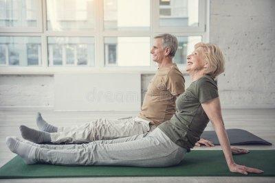 Аэробика и здоровое питание замедляют развитие проблем с памятью