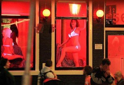 проститутки из амстердама фото