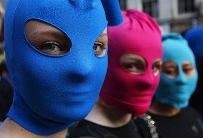 Участницы Pussy Riot пропали накануне выступления в Финляндии