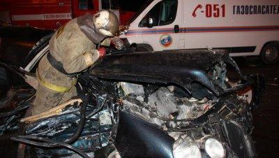 Жертвами ДТП в Новосибирске стали четыре человека