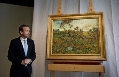 Амстердамский музей нашел утерянную картину Ван Гога